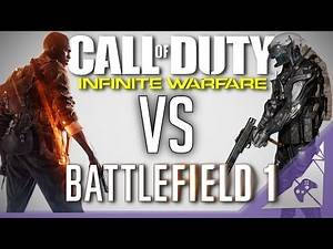 Can Battlefield 1 and Titanfall 2 Outplay Infinite Warfare?