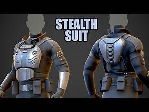 Fallout 4 - Iconic New Vegas Stealth Suit - XBOX & PC mod