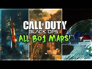 Call of Duty Black Ops 3 | Zombies - All Black Ops Maps!