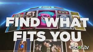 WWE Shop TV Commercial, 'Join the Universe' Song by Krissie Karlsson