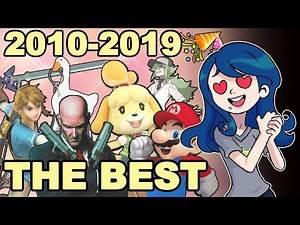 My Top Games of the Decade - Tamashii Hiroka