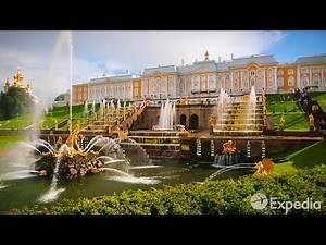 St. Petersburg Video Travel Guide | Expedia