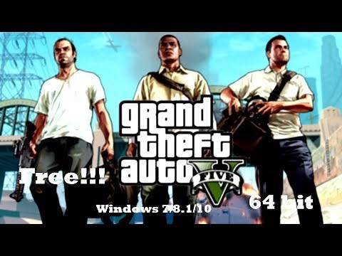 How To Download GTA 5 PC for Free utorrent 100% Working (Windows 7/8.1/10)