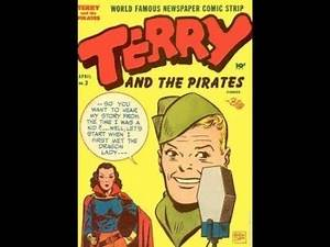 Terry and the Pirates 50s TV Adventure series episode 1 of 16