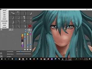 RPG Maker MV - TIPS: Portrait Wizard! How to use software to load pics in own game!