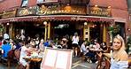 ⁴ᴷ⁶⁰ Walking NYC (Narrated) : Little Italy, Manhattan (August 16, 2019)