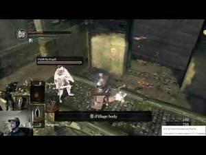 Dark Souls - Drunkthrough Part 6: Bell Gargoyle and Knight Solaire