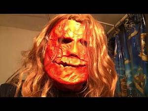 Michael Myers Mask From Halloween Asylum Escape Movie