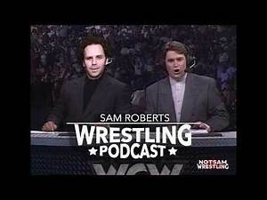 Tony Schiavone - Sam Roberts Wrestling Podcast 192 w/State of Wrestling