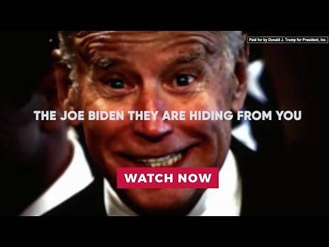 The Joe Biden They Are Hiding From You