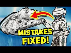 5 Star Wars Mistakes FIXED In SOLO A Star Wars Story