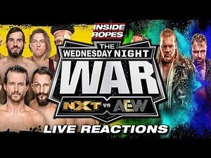 AEW Dynamite & NXT Live Reactions! With Kenny & Oly