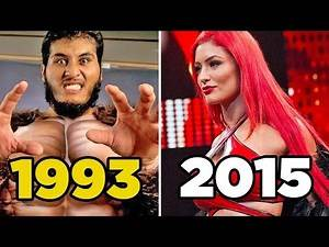 Ranking Who Was REALLY The Worst Wrestler Every Year 1990-2021