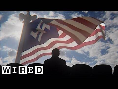 """Designing Nazi America in """"The Man in the High Castle"""" 