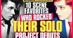 10 Scene Favorites Who Rocked Their Solo Album Debuts–From Gerard Way To Andy Black