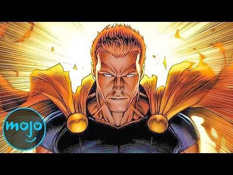 Top 10 Marvel Characters Too Powerful for the MCU