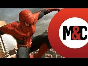Amazing Spider-Man Video Game - Mask & Cape