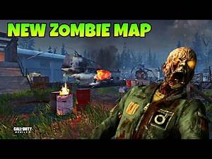 NEW ZOMBIE MAP - NIGHT OF UNDEAD   CALL OF DUTY MOBILE ZOMBIES GAMEPLAY