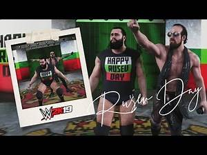 WWE 2K19 Rusev Day Entrance (With Aiden English Intro)
