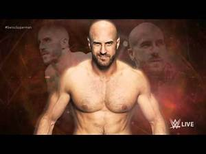"""2014-2016 : Cesaro 9th Theme Song """"Swiss Made"""" by CFO$ with Download Link"""