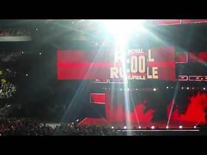 New Day's Big E enters the 2017 Royal Rumble @ #17