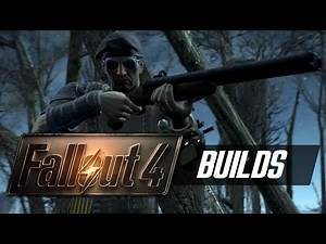 """Fallout 4 Character builds - The """"V.A.T.S. build"""""""