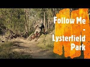 Lysterfield Park Mountain Biking | Follow Me 29/12/2019