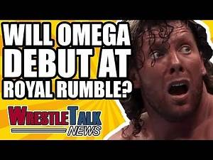 Will Kenny Omega Debut At Royal Rumble 2018? | WrestleTalk News Jan. 2018