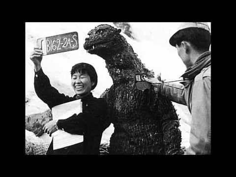 Behind the Scenes Photos: Godzilla (1954-1974)