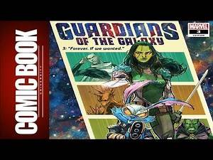 Guardians Of The Galaxy #3 Review | COMIC BOOK UNIVERSITY