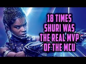 18 Times Shuri Was The Real MVP Of The MCU