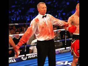 BOXER KNOCKS OUT REFEREE AFTER CONTROVERSIAL LOSS!!!