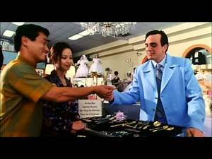 Mystery Men (Deleted Scenes) - At The Blue Raja's Workplace