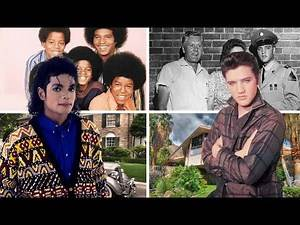Michael Jackson vs Elvis Presley || Net Worth - House - Cars - Income - Family - Bio