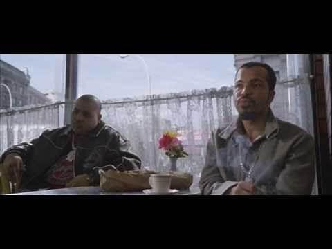 Shaft (2000) - John Shaft meets Peoples in coffeeshop scene [HD 1080p]