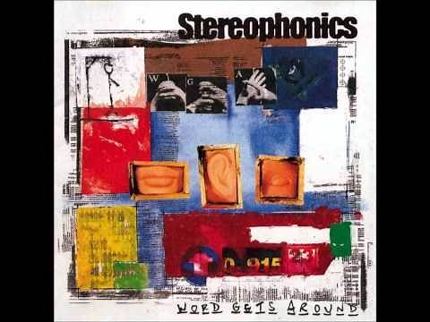 Stereophonics - Not Up to You (Live Newcastle University)