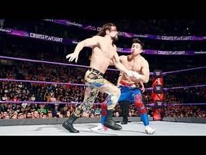 WWE Cruiserweight Moves 2016/2017