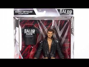 "WWE Mattel Ringside Exclusive ""Balor Club"" Finn Balor Unboxing"