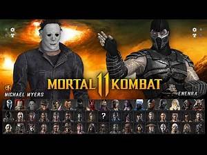 MORTAL KOMBAT 11 - FULL Roster LEAKED w/ DLC Characters, Story Details & Gameplay Changes? DEBUNKED!