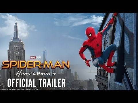 Spider-Man: Homecoming   International Official Trailer   In Cinemas July 6