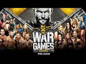 NXT TakeOver: WarGames 2019 Pre-Show: Nov. 23, 2019
