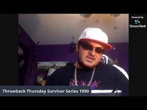 WWF Survivor Series 1990 Watch Along