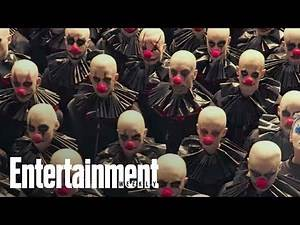 AHS: Cult Site Reveals Plot And First Footage Of Clowns | News Flash | Entertainment Weekly