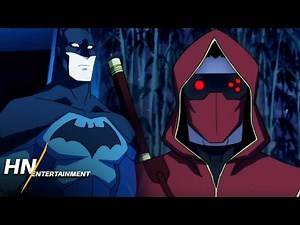 Young Justice Outsiders Red Hood and Damian Wayne Cameo EXPLAINED