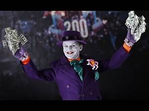 Batman 1989 Anniversary Edition | Where is the Batman? Joker Dance Scene HD