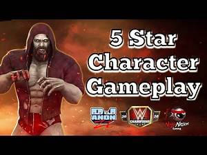 5 Star Character Gameplay-Daniel Bryan-The Planets Zombie-WWE Champions