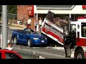 Fire Truck Accident Photos - Awesome Fire Truck Accident
