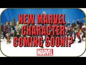 NEW MARVEL CHARACTER COMING SOON?! - Disney Infinity 3.0 News