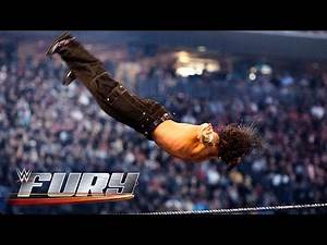 19 Swanton Bombs that will blow you away: WWE Fury