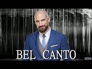 "WWE: Aiden English - ""Bel Canto"""
